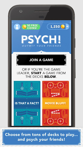 Psych! Outwit Your Friends - screenshot