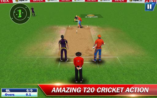 Gujarat Lions 2017 T20 Cricket  screenshots 14