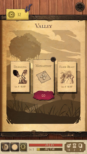 Spellsword Cards: Origins screenshot 3