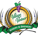 Logo for Village Vintner Winery & Brewery