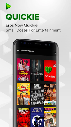 Eros Now - Watch online movies, Music & Originals screenshot 2