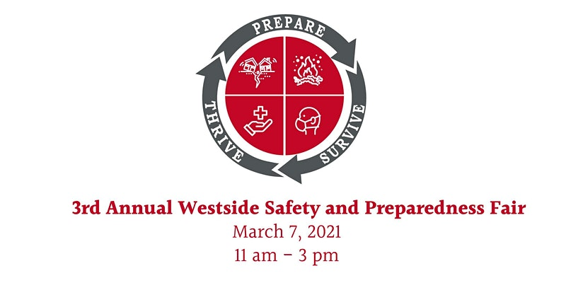 Safety Logo Westside Safety and Preparedness Fair