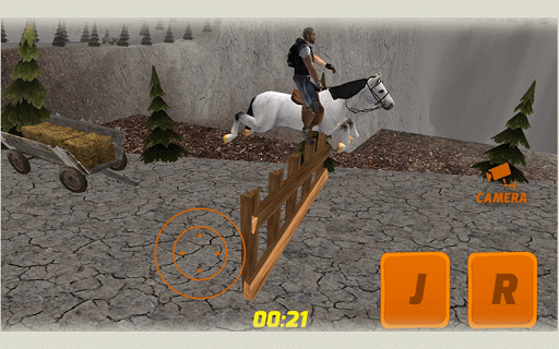 Farm Horse Simulation