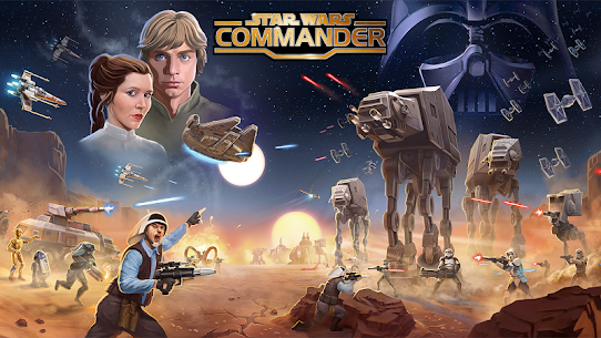 Star Wars Commander 4.13.0.9941 (Mod Damage/Health) MOD Apk 1