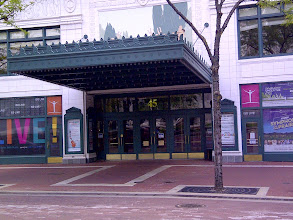 Photo: Circle Theater, Athenaeum walk, Indianapolis IN