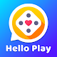 Hello Play- New People, Ludo & Carrom, Live Video Download on Windows