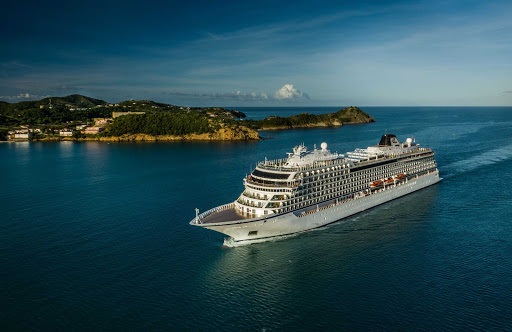 Sail to Antigua on a Viking ocean ship.