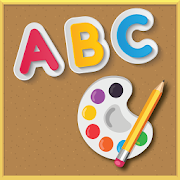 ABC Write Letters & Draw