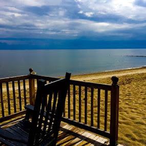 Fairfield beach by Andrew Medvegy - Uncategorized All Uncategorized (  )
