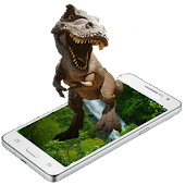 Augmented Reality Dinosaurs
