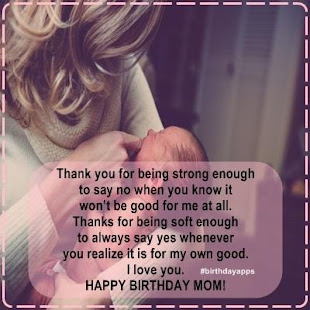 happy birthday mom apps on google play