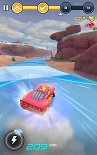 Cars: Lightning League 1.0 APK + Mod (Unlimited money) إلى عن على ذكري المظهر