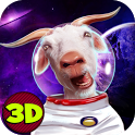 Space Goat Simulator 3D – 2 icon
