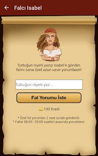 Kaave Falı - FalcıBacı Screenshot