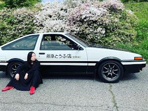 スプリンタートレノ AE86 AE86 GT-APEX 58年式のカスタム事例画像 lemoned_ae86さんの2021年06月16日19:19の投稿