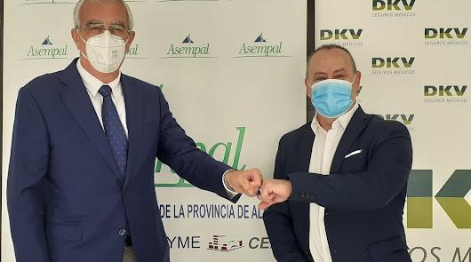 Asempal y DKV Salud renuevan su acuerdo por décimo año consecutivo