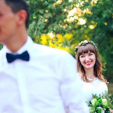 Wedding photographer Olga Smaglyuk (brusnichka). Photo of 06.11.2017