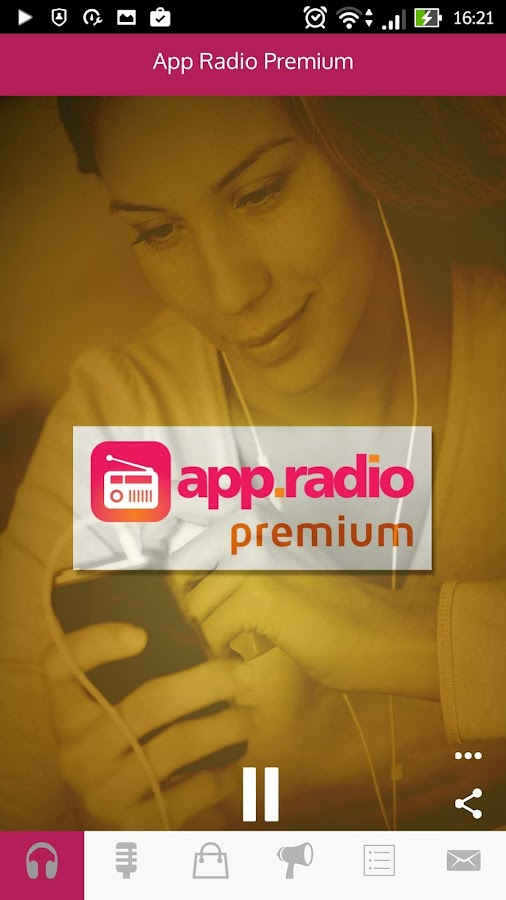 App Radio Premium- screenshot