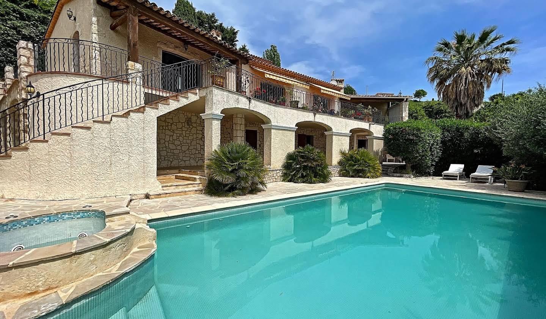Villa avec jardin et terrasse Tourrettes-sur-Loup