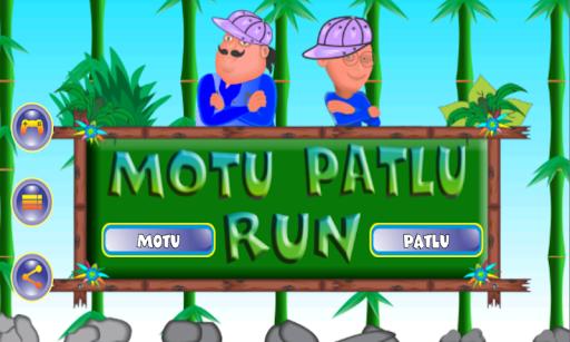 Motu Patlu Run