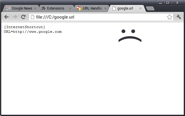 .URL Handler