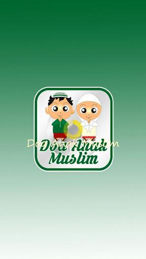 Doa Anak Muslim