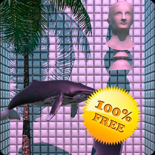 Vaporwave n Aesthetic live wallpaper FREE