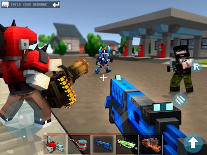 Mad GunZ – Battle Royale, online, shooting games 4