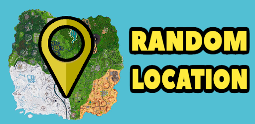 Selects a random location on the Fortnite Battle Royale Map.