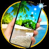 Tải Summer Beach APUS live wallpaper miễn phí