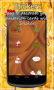 Christmas Party Invitation - náhled