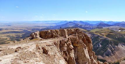 Photo: 2014 - Photo taken from summit looking south toward Augusta.