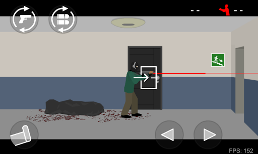 Flat Zombies: Defense & Cleanup  screenshots 9