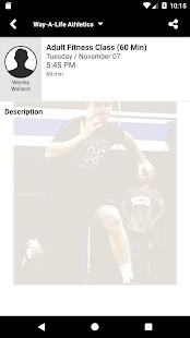 Way-A-Life Athletics - náhled