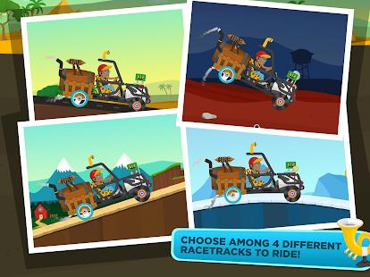 racing car game for kids free screenshot thumbnail