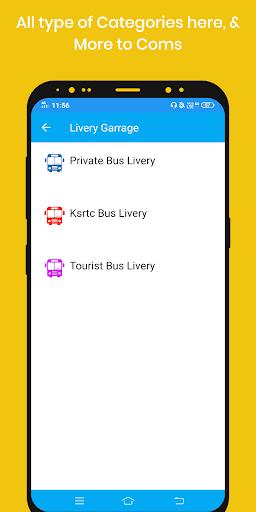 Bus Livery Kerala 2.5 screenshots 6