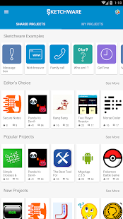 CREATE YOUR OWN APPS- screenshot thumbnail