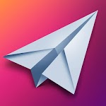 Paper Planes. Build and Launch Icon