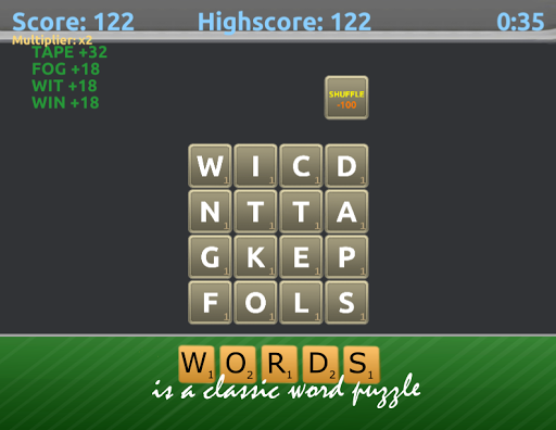 単語ゲーム 玩解謎App免費 玩APPs