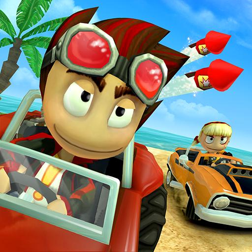 Beach Buggy Racing Full Apk