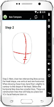 Easy Draw Ben 10 - screenshot thumbnail 03