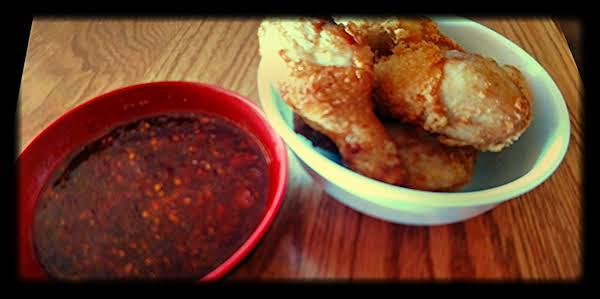 Korean Fried Chicken With Gochugang Sauce Recipe