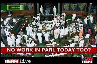 Photo: Bills pending, no work; last day of Monsoon session today http://t.in.com/arKR
