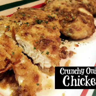 Lipton Onion Breaded Chicken Recipes