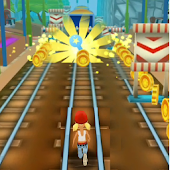 Bus Subway Surf: City Rush