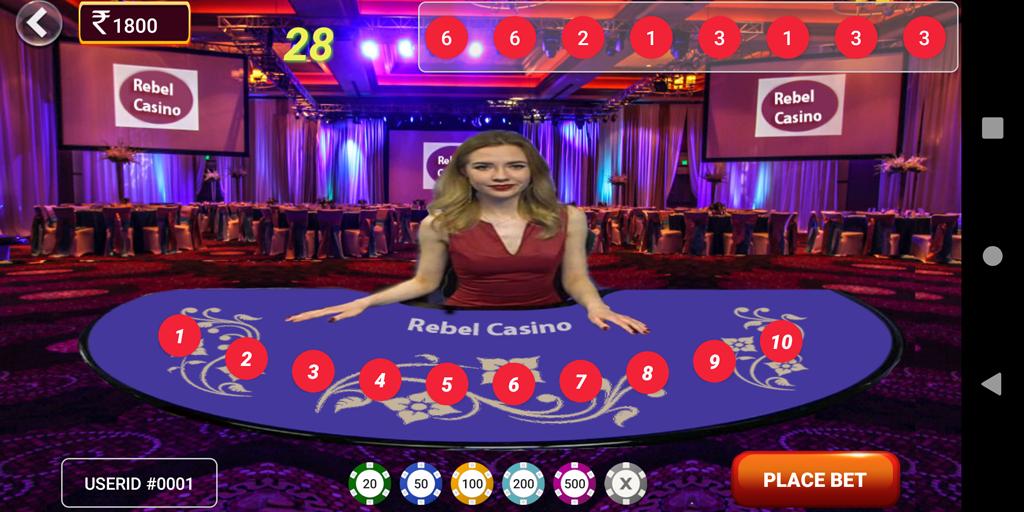 Rebel Casino