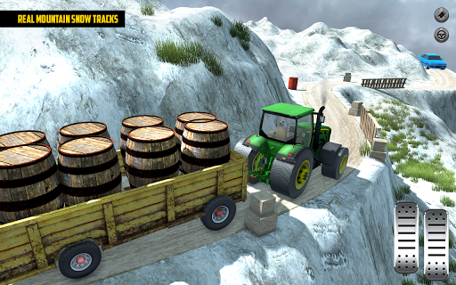 Tractor Trolley Driving Farming Simulator Games 1.0.8 screenshots 5