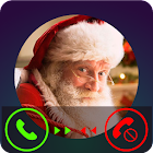 Call from Santa Prank icon