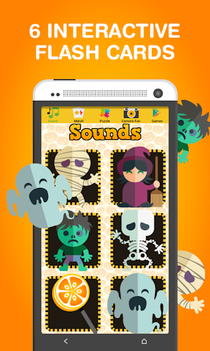 Halloween Kids Games Frames