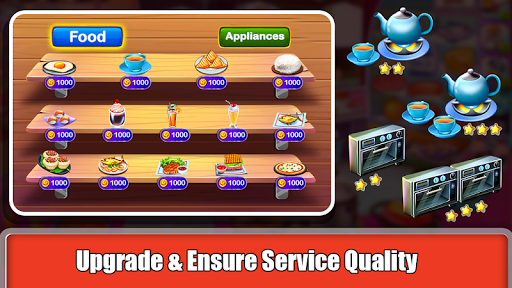 Cooking Express : Star Restaurant Cooking Games  screenshots 4